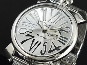 楽天 ガガミラノ GAGA MILANO SLIM 腕時計 5080-3【送料無料】, MOGGIE CO-OP 35a369ca