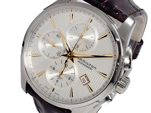 【1着でも送料無料】 ハミルトン HAMILTON ジャズマスター JAZZMASTER 自動巻き クロノグラフ メンズ 腕時計 H32596551【送料無料】, 空間ハウスJI2 9dfe7068