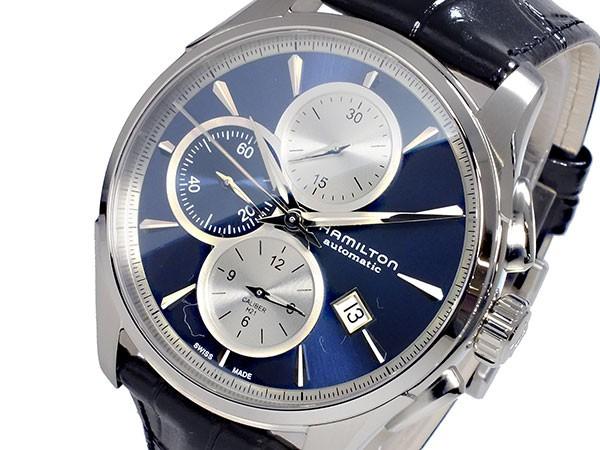 最上の品質な ハミルトン HAMILTON ジャズマスター JAZZMASTER 自動巻き クロノグラフ メンズ 腕時計 H32596741【送料無料】, ブランカスタ 3f8222d1