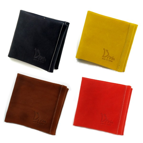 aaf10b087366 Divin デュヴァン 二つ折り財布 DV-014 選べる4カラー2つ折り コンパクト グローブ用