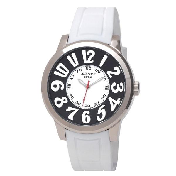 春新作の 【AUREOLE】オレオール メンズ腕時計 SW-584M-3 10気圧防水 SW-584M-3 アナログ表示 メンズ腕時計 10気圧防水/5点入り(き)【送料無料】, かざり屋:a68ae593 --- 1gc.de