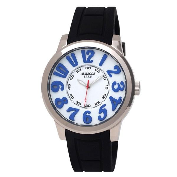【セール】 【AUREOLE】オレオール メンズ腕時計 SW-584M-4 アナログ表示 10気圧防水 /5点入り(き)【送料無料】, 白子町 1d1ed20f