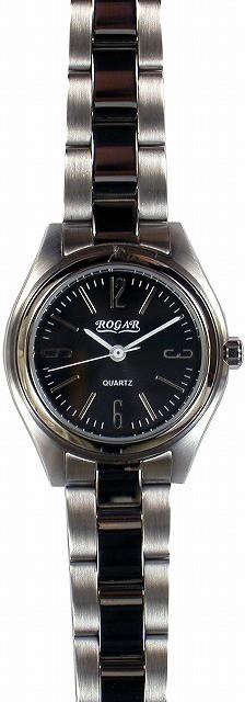 結婚祝い 【ROGAR】ローガル【ROGAR】ローガル レディース腕時計 RO-026L-BB 10気圧防水(日本製)/5点入り(き)【送料無料 RO-026L-BB】, カミキタヤマムラ:9cf63c20 --- 1gc.de