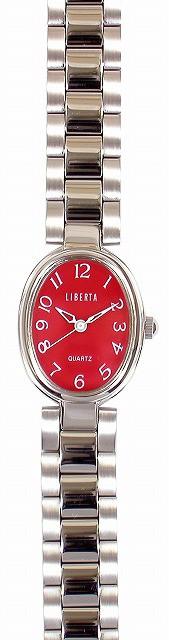 人気満点 【LIBERTA】リベルタ レディース腕時計 LI-038LR LI-038LR 日常生活用防水(日本製)/5点入り(き)【送料無料】, 近江牛さかえや:1d988ea5 --- schongauer-volksfest.de
