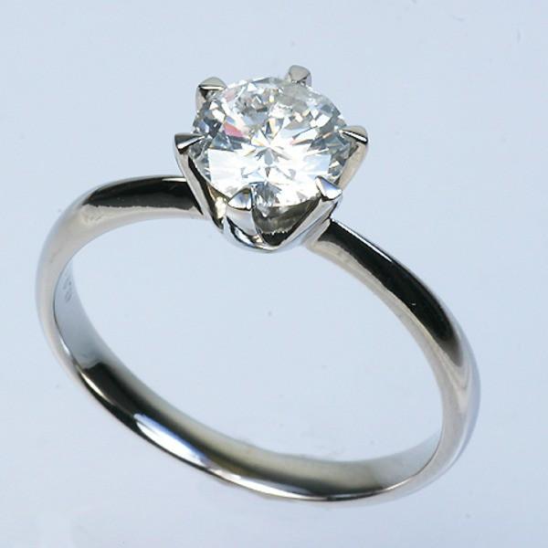 魅力的な価格 プラチナPt900 プラチナPt900 1.0ct一粒ダイヤリング 指輪 指輪 7号, 家庭日用品のアスベル:51d0d416 --- paderborner-film-club.de