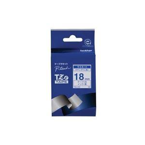 日本に (業務用30セット) ブラザー工業 文字テープ 18mm 文字テープ TZe-243白に青文字 ブラザー工業 18mm ×30セット, アクショントゥールズ:4fd85e6a --- nak-bezirk-wiesbaden.de