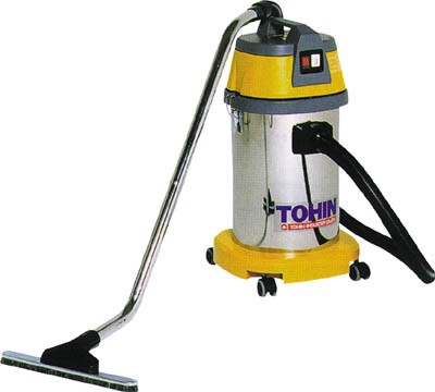 素敵な 東浜 乾湿両用ハイパワークリーナー【AS-27】(清掃用品・そうじ機)()-掃除機・クリーナー