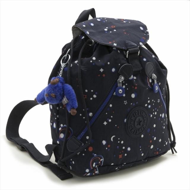 Kipling K16998 BUSTLING リュックサック レディース Galaxy Party キプリング【送料無料】