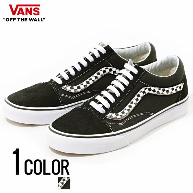靴 スニーカー メンズ VANS バンズ Ua Old Skool(Sidestripe V) Black True White 即日発送 ヴァンズ  SK8 オールドスクール ブラック ホ|au Wowma!(ワウマ)