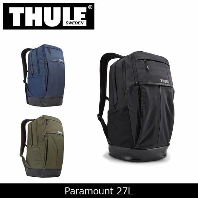 fa3f5a363ea8 Thule スーリー Paramount 27L TTDP-115 【カバン】 バックパック ノートパソコン用 デイパック