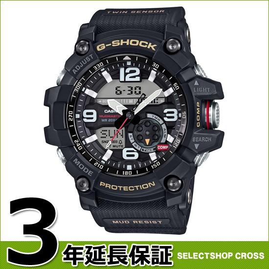 人気絶頂 カシオ ブラック CASIO Gショック G-SHOCK MUDMASTER(マッドマスター)GG-1000-1AJF 腕時計 ブラック G-SHOCK メンズ Gショック 国内モデル, 工房 墨彩舎:0c20508e --- kzdic.de