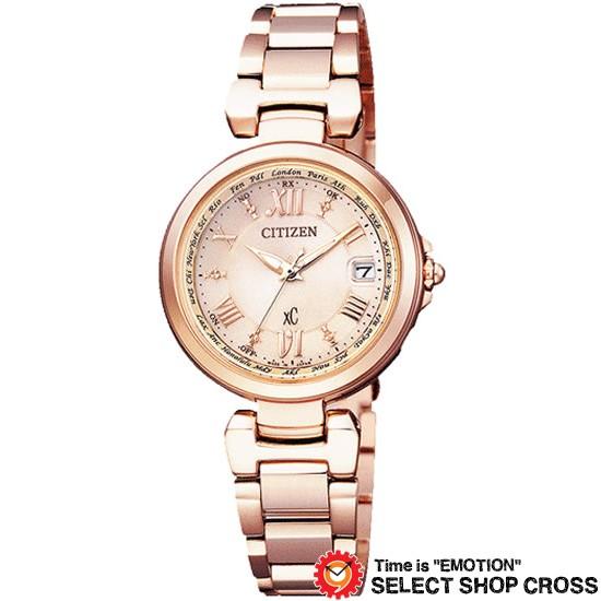 【人気商品!】 CITIZEN シチズン xC クロスシー エコ・ドライブ電波 レディース 腕時計 ec1032-54x, しーえるCL ウェディングドレス 1c4a5cdb