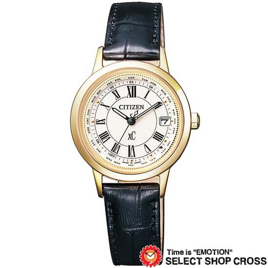 驚きの価格 CITIZEN シチズン xC クロスシー エコ・ドライブ電波 レディース 腕時計 ec1142-05b, ヤマモトマチ 8a2ac7b6