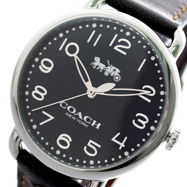 16b2f9df1acb コーチ COACH 腕時計 レディース 14502742 デランシー DELANCEY クオーツ ブラック