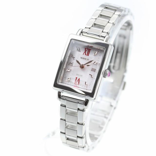 347db1fffb ワイアード エフ WIRED f ソーラー 腕時計 レディース AGED102 セイコー ...