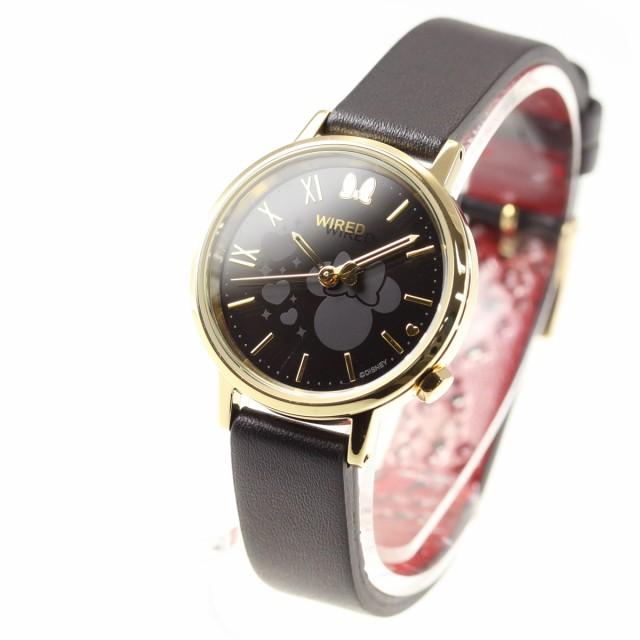 9ba5932ad7 ワイアード WIRED ミッキーマウス スクリーンデビュー90周年記念 限定モデル 腕時計 レディース AGEK744 セイコー