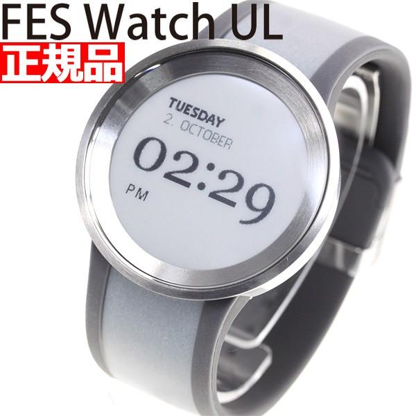 超人気の 【最大1000円OFFクーポン!28日9時59分まで】FES Watch UL Gray Sony 腕時計 ソニー フェスウォッチ グレー FES-WB1/H, ミナミマキムラ 66206817