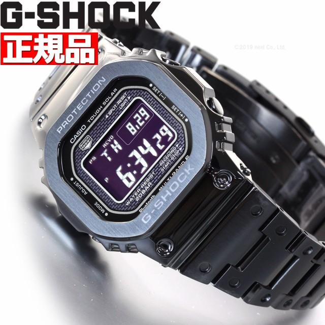 【即納】 【最大1000円OFFクーポン!28日9時59分まで】Gショック 電波ソーラー メンズ デジタル 腕時計 ブラック GMW-B5000GD-1JF, タントウチョウ 4478c8e3
