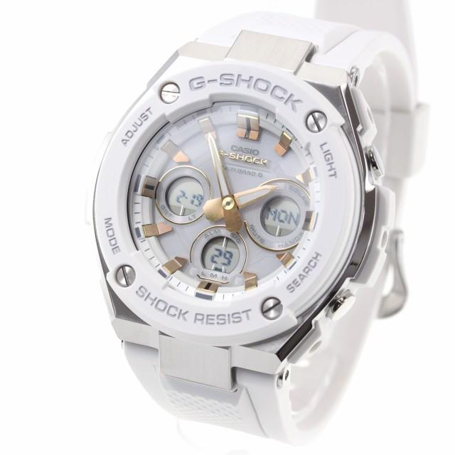 素晴らしい カシオ Gショック Gスチール CASIO G-SHOCK G-STEEL 電波 ソーラー 電波時計 腕時計 メンズ タフソーラー GST-W300-7AJF, Echo 5cc9f279
