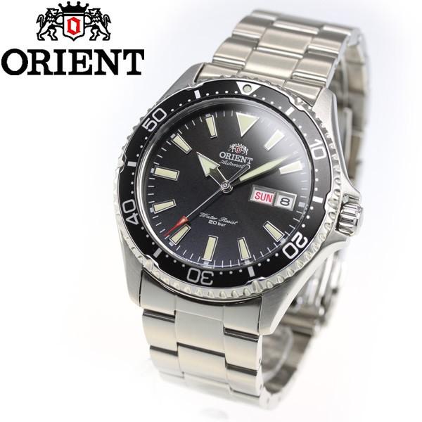 buy online 25abb 69f24 オリエント 腕時計 メンズ 自動巻き ORIENT スポーツ ダイバー RN-AA0001B