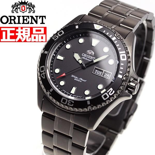 half off 9314b a10fb オリエント ORIENT 限定モデル ダイバーズウォッチ 腕時計 メンズ 自動巻き メカニカル スポーツ SPORTS RN-AA0201B