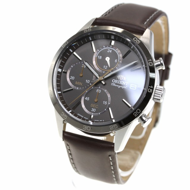 pretty nice 26c0e 9bfda オリエント 腕時計 メンズ ORIENT コンテンポラリー クロノグラフ RN-KU0004N