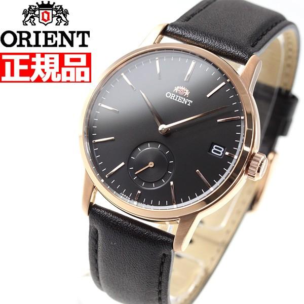 【初売り】 オリエント ORIENT 腕時計 メンズ コンテンポラリー CONTEMPORARY スモールセコンド RN-SP0003B, ソウリョウチョウ 38653c6e