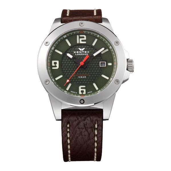 輝く高品質な 【最大1000円OFFクーポン!28日9時59分まで】ケンテックス KENTEX 限定モデル KENTEX 限定モデル ランドマン 腕時計 メンズ ランドマン アドベンチャー デイト S763X-02, イイパワーズ:5c7da4b5 --- schongauer-volksfest.de
