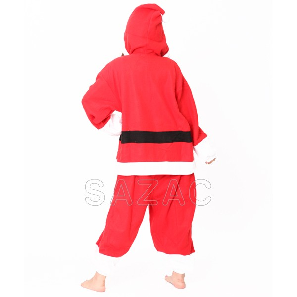 b3f883d984ff0 即納 クリスマス サンタ コスプレ 衣装 かわいい レディース 大きいサイズ メンズ 可愛い フリース 着ぐるみ サンタクロース 長袖
