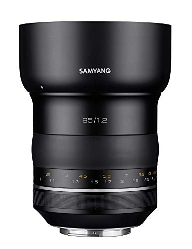 訳あり SAMYANG 単焦点中望遠レンズ SAMYANG F1.2 XP 85mm F1.2 マニュアルフォーカス 85mm キヤノン (品), リシリグン:18459905 --- kzdic.de