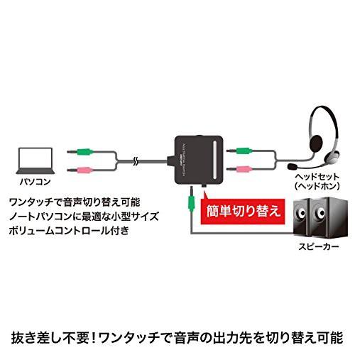 サンワサプライ マルチメディアスイッチ  MM-SW3N