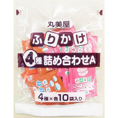 丸美屋 ふりかけ 4種 詰め合わせA 2.5g×40包