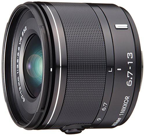 超人気 Nikon 6.7-13mm 広角ズームレンズ NIKKOR 1 NIKKOR VR 6.7-13mm f/3.5-5.6 ブラック ブラック ニコンC(品), Select shop ams:8f2ff2f9 --- chevron9.de