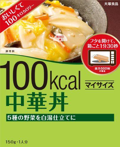大塚食品 マイサイズ 中華丼 150g×10個