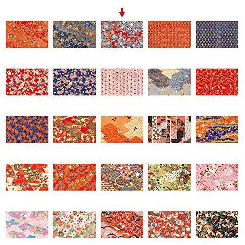 タカ印 色紙 31-2179 和紙 千代紙 わらべ 花寄せ香 平判 10枚