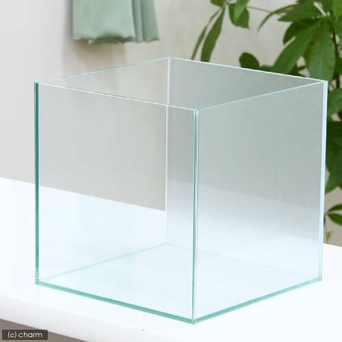 バックスクリーン貼付済 サンド オールガラス27cm水槽 アクロ27N(27×27×27cm)(単体) お一人様2点限り