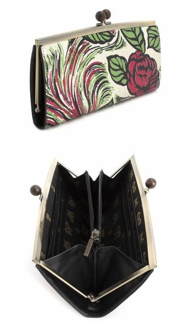 アナスイ 財布 長財布 がま口財布