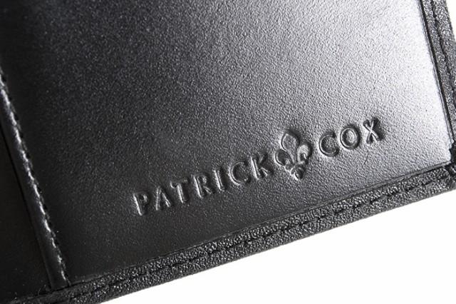 パトリックコックス 財布 長財布