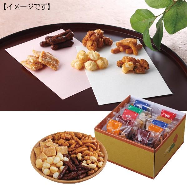 和菓子おかき・かりんとう詰合せ「菓撰」おかき かりんとう 詰め合せ お返し/ES-BE