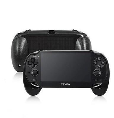 PS Vita 用 グリップ アタッチメント ハンディ グリップ ヴィータ カバー ホルダー ハンドグリップ[メール便発送、送料無料、代引不可]