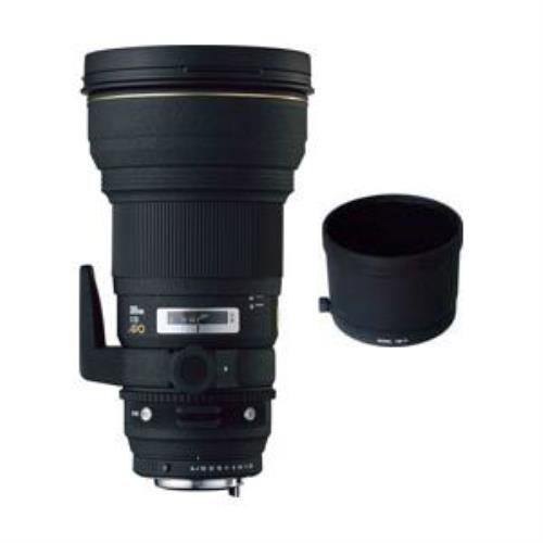 素晴らしい外見 DG F2.8 シグマ用 単焦点望遠レンズ EX APO フルサイズ対応 シグマ HSM 300mm-カメラ