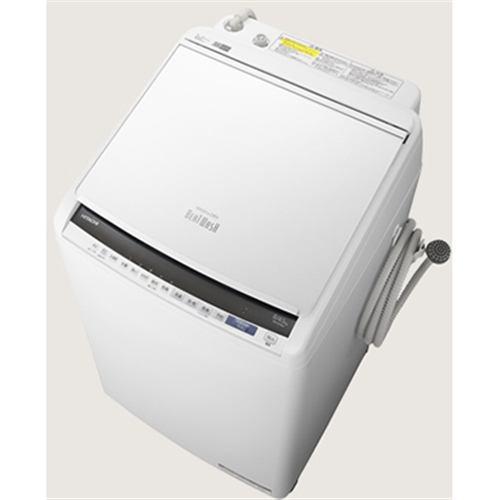 満点の 【無料長期保証】日立 BW-DV80E W 縦型洗濯乾燥機 (洗濯8.0kg /乾燥4.5kg) ホワイト, limiteD eff6591d