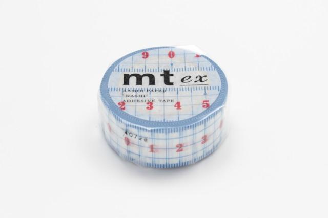 mtマスキングテープ(1巻)/mt ex 定規/MTEX1P96/20mm【カモ井】マステ/ラベル/新作【メール便OK】