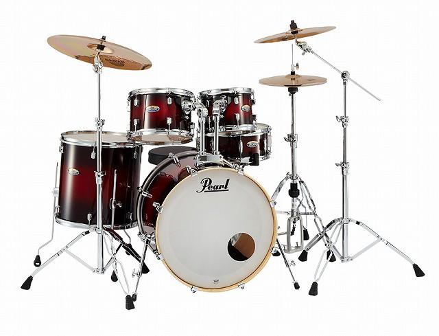 【6月上旬発売】Pearl/ドラムセット DECADE Maple STANDARD DMP925S/C-DXR(w/SABIAN XSR)【パール】
