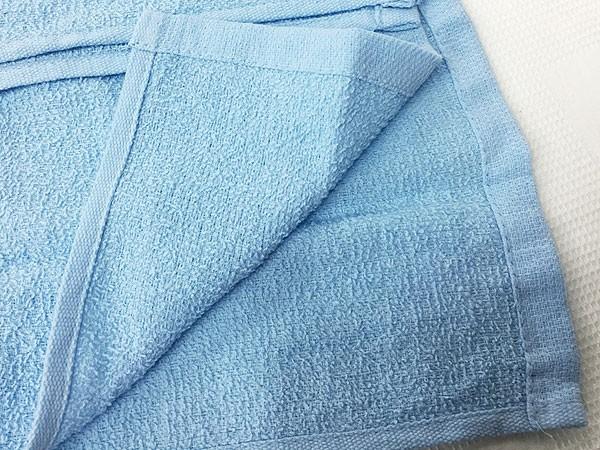 『送料無料』カラーフェイスタオル34×80cm 10枚セット【風呂 おふろ セット 綿 セット 薄手】