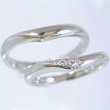 最も完璧な プラチナ ダイヤモンド Pt900 ペアリング 結婚指輪 マリッジリング 2本セット 2本セット Pt900 ダイヤ プラチナ 0.03ct, meteor:ee27e01c --- chevron9.de