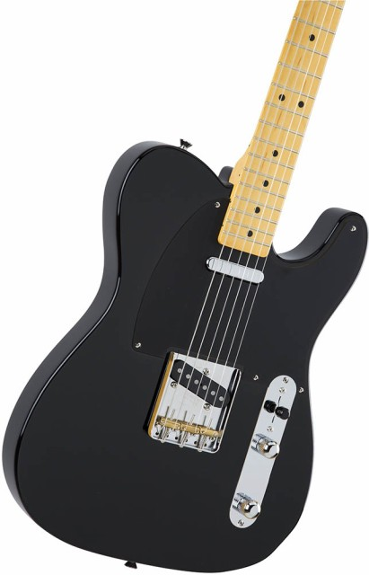 Fender Made In Japan Traditional 50s Telecaster Black【フェンダーテレキャスター】