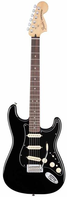 Fender Deluxe Strat Vintage Black/R【フェンダー】