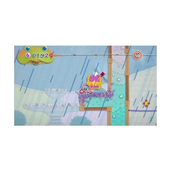 【中古】毛糸のカービィー Wii ソフト 任天堂 Nintendo 中古 ニンテンドー 中古 送料無料
