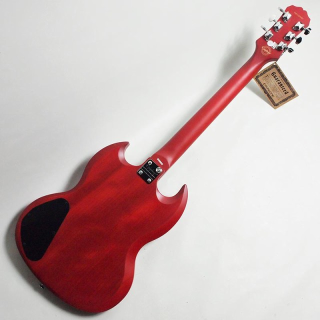 Epiphone SG Special VE Cherry【エピフォン】【正規輸入品】